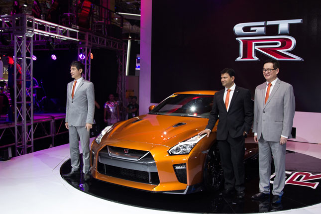 The specs and features of the new Nissan GT-R