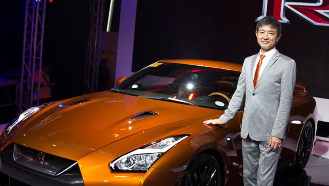 Nissan GT-R PIMS 2016