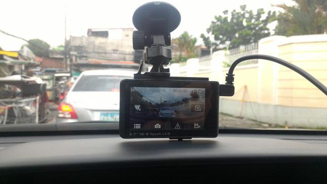 Polaroid E280GW dashcam