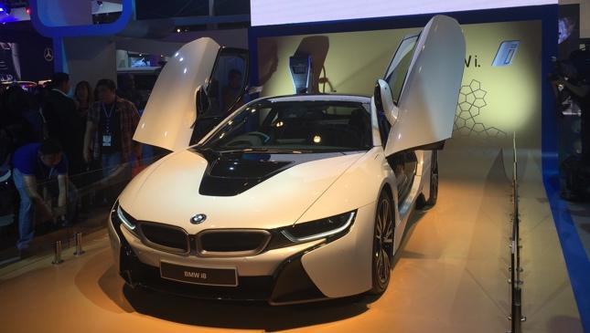 BMW i8 PIMS 2016