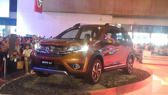 Honda BR-V Philippines