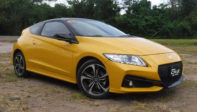 Review: Honda CR-Z CVT