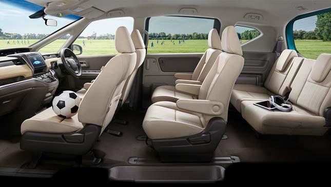 Honda Freed minivan