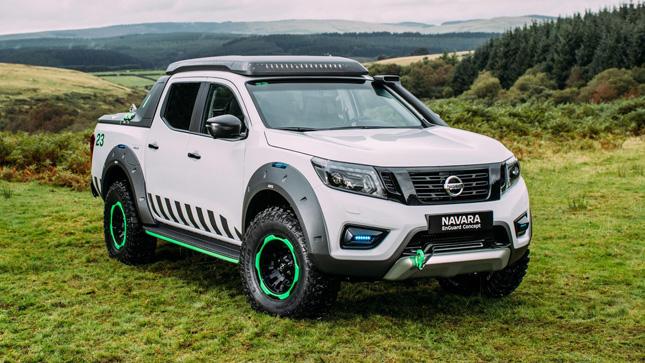 Nissan Navara EnGuard