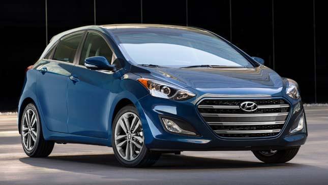 Hyundai Elantra hatchback