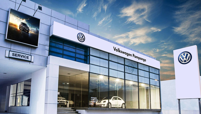 Volkwagen Pampanga dealership