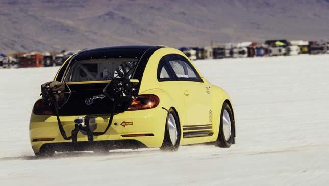 Fastest Volkswagen Beetle