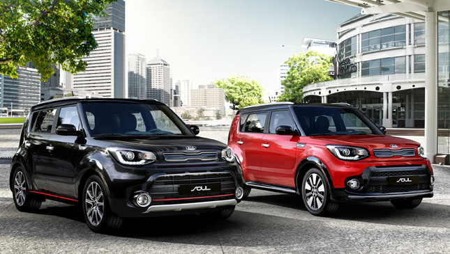 Turbocharged Kia Soul