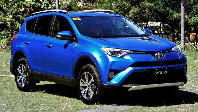 Toyota Rav4 4x4 Premium 2016 Philippines Review Specs Price