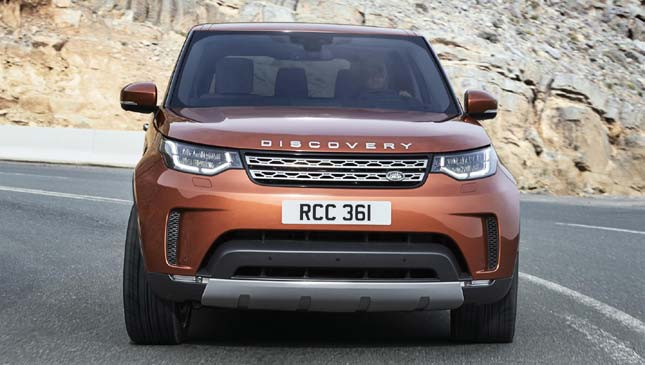 All-new Land Rover Discovery has been revealed