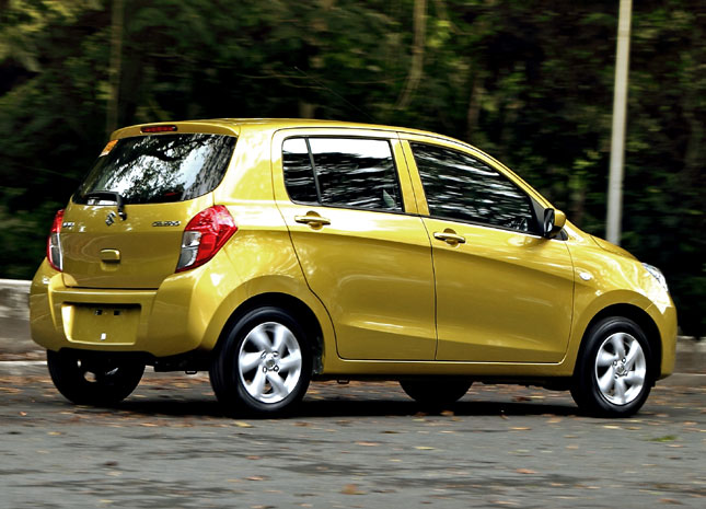 suzuki celerio gl mt review price specs. Black Bedroom Furniture Sets. Home Design Ideas