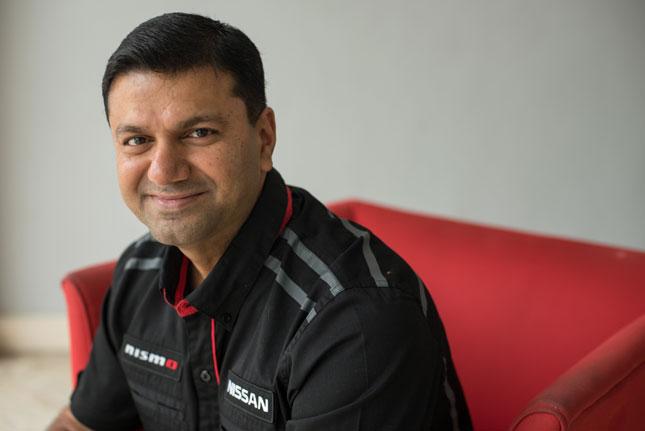 Nissan's Ramesh Narasimhan