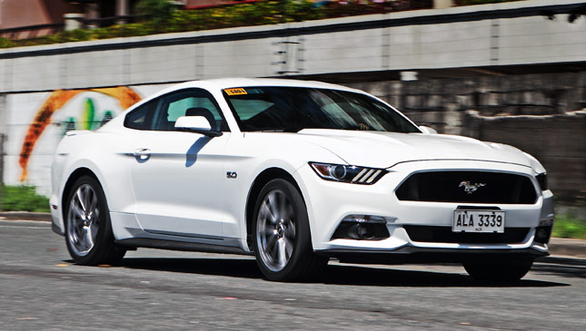 Ford Mustang Gt Premium Review Specs Features Photos Drives Top Gear Philippines