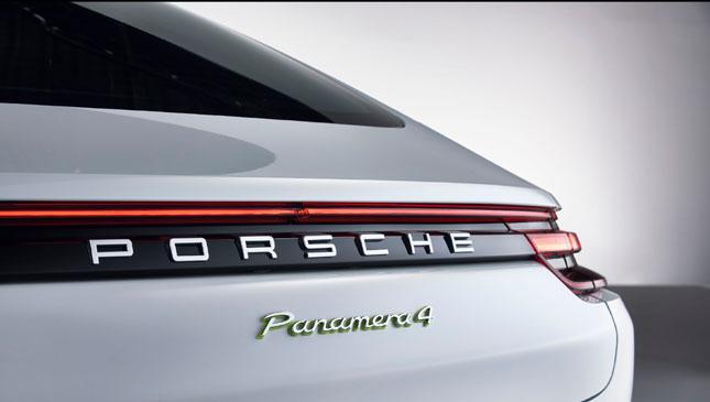 Porsche unveils Panamera 4 E-Hybrid, 911 GT3 Cup