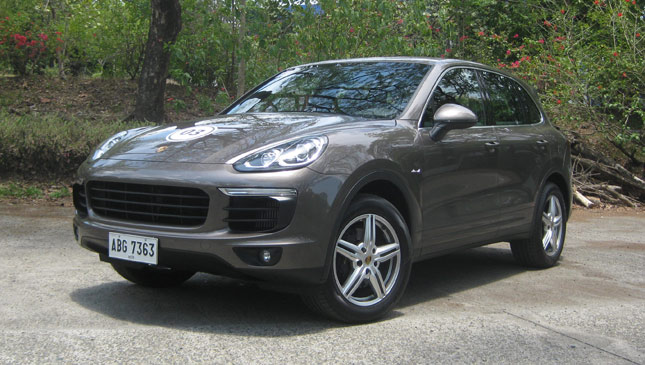 Porsche Cayenne Diesel Philippines Reviews Specs Price
