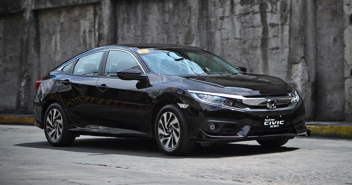Honda Civic 1.8 Jakopää