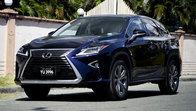 philippines reviews specs drives review rx lexus price