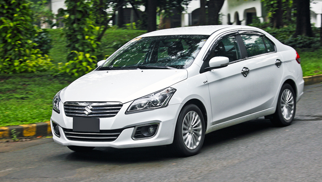 Suzuki Ciaz GLX 2016 Philippines: Review, Specs & Price