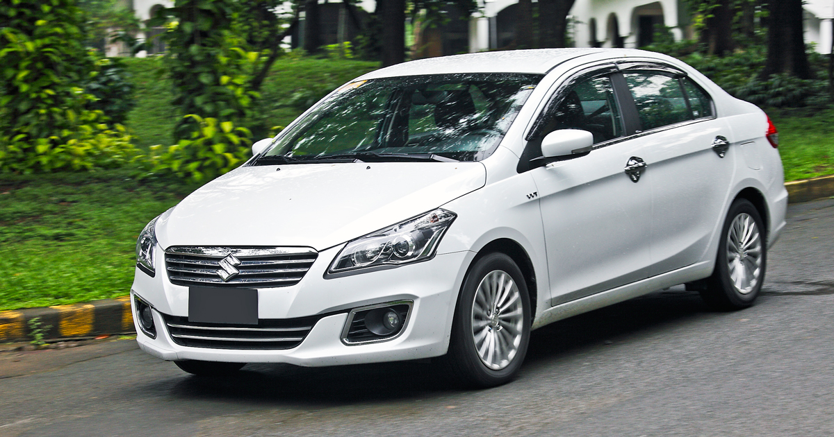 Suzuki Ciaz GLX 2016 Philippines: Review, Specs & Price