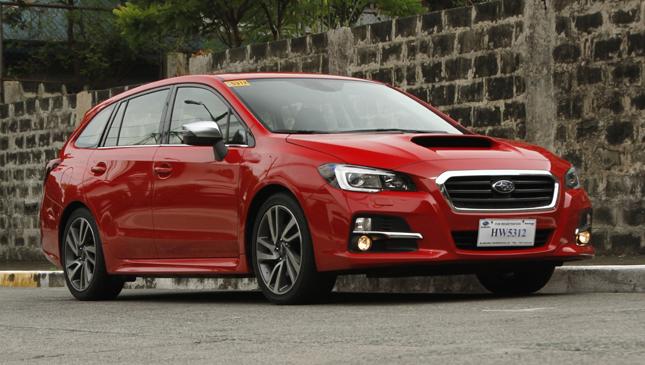 Subaru Levorg Gt S 2016 Philippines Review Specs Price