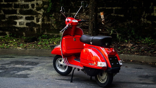 Vespa Review Philippines