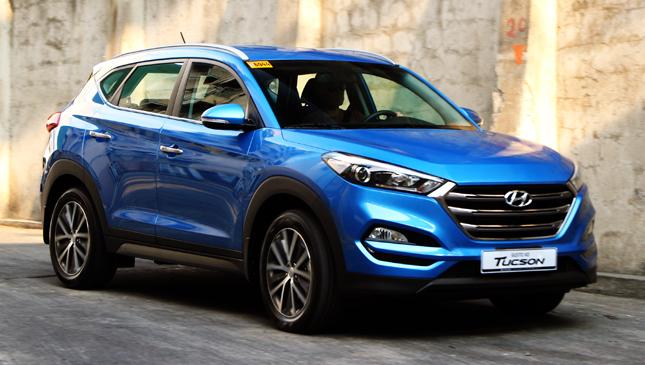 Review Hyundai Tucson 2 0 Gls 2wd Drives Top Gear