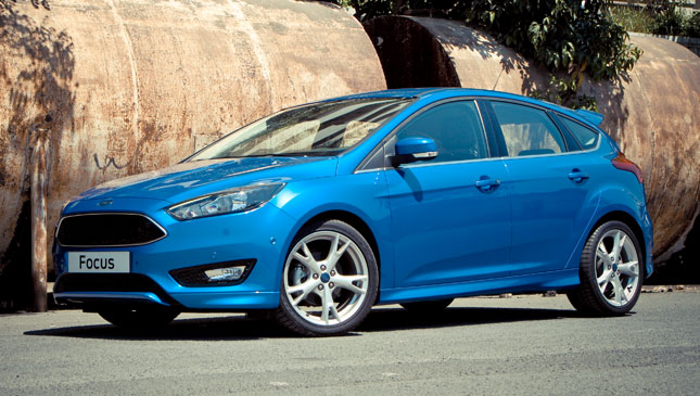 Review: Ford Focus EcoBoost Sport+