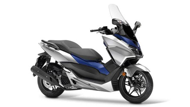 2017 Honda Forza 125 Price Photos