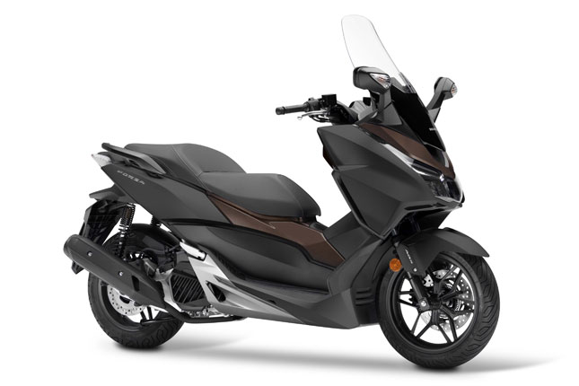 2017 honda forza 125 price photos industry news top. Black Bedroom Furniture Sets. Home Design Ideas