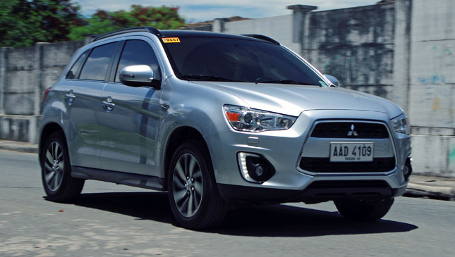 Mitsubishi Asx Gsr 2016 Philippines Review Specs Amp Price
