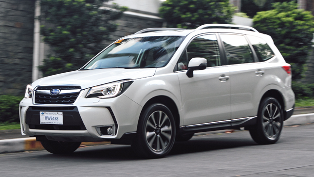 Subaru Forester Xt Cvt Philippines Reviews Specs Price