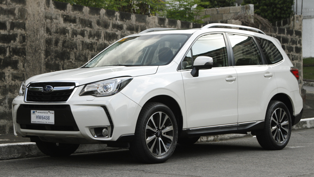 subaru forester xt cvt philippines reviews specs price drives top gear philippines. Black Bedroom Furniture Sets. Home Design Ideas
