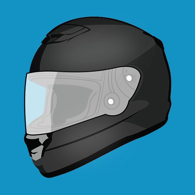 1d18e304a3827 Motorcycle safety 101  Know what helmet type best suits your riding style