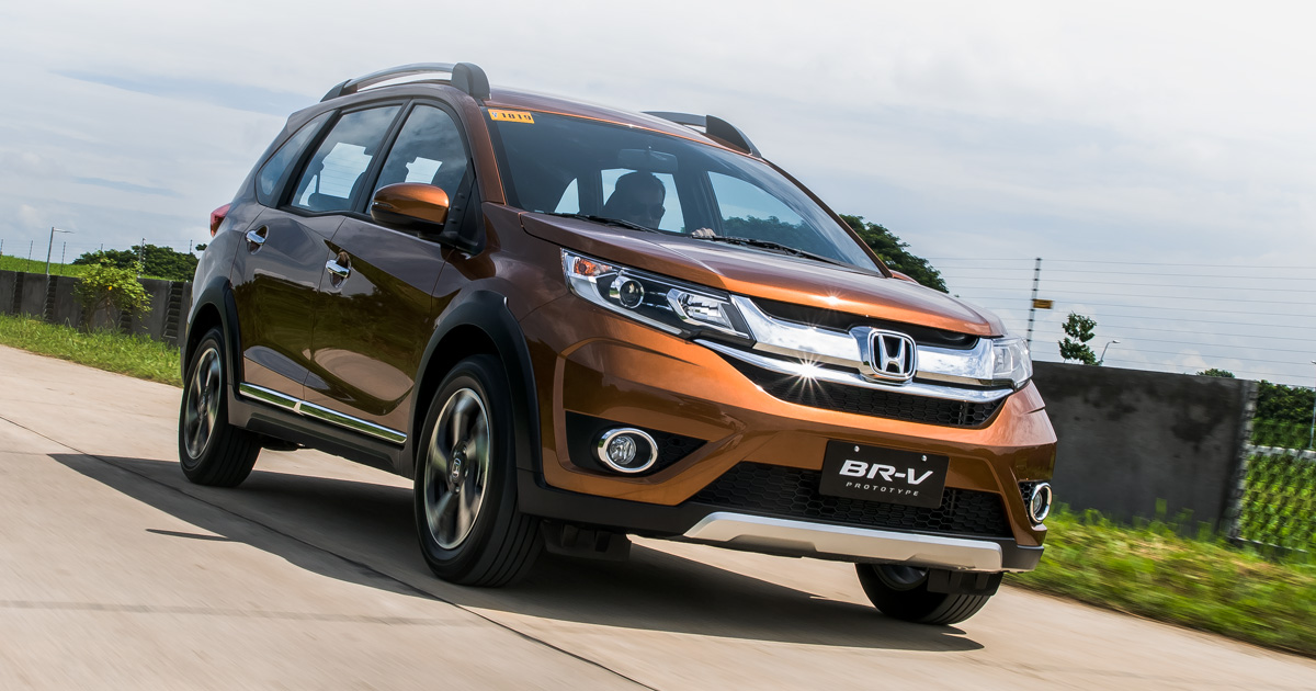 Honda BR-V: photos, specification | Feature Articles | Top ...