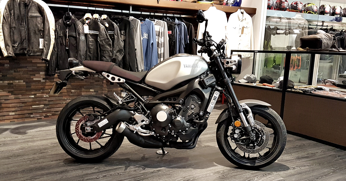 Can The Yamaha XSR900 Dethrone Ducati Scrambler
