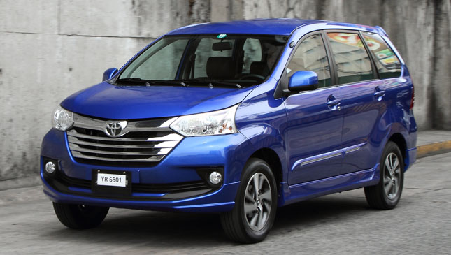 Toyota avanza g at philippines review specs price