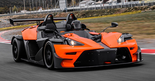 Ktm X Bow Top Gear Philippines