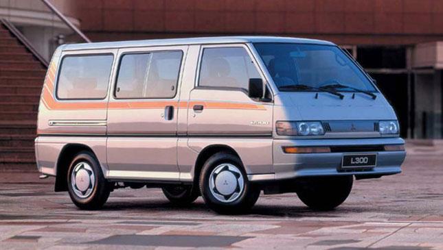 Photo By Mitsubishi: Mitsubishi L300 Versa Van Wiring Diagram At Anocheocurrio.co