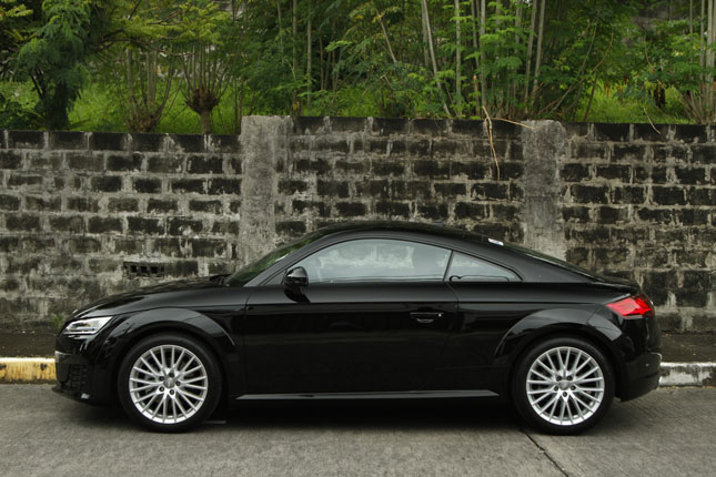 Review Audi TT Coupe Price Specs Features Drives Top Gear - Audi tt coupe