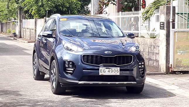 8 cool things you might not know about the kia sportage gt line. Black Bedroom Furniture Sets. Home Design Ideas