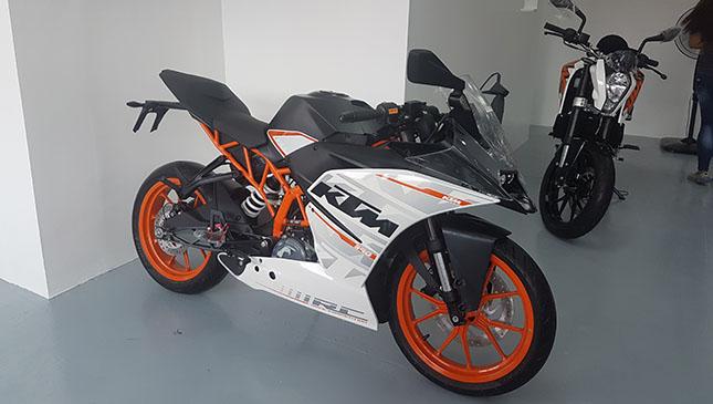 Ktm Duke 200 Philippines >> KTM RC 200