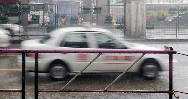Report: LTFRB going after rude taxi drivers this Christmas