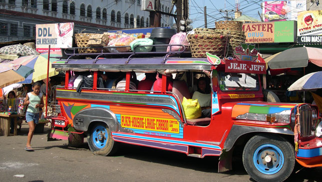 Christmas Jeepney.Report Ltfrb To Push Through With Phase Out Of Old Jeepneys