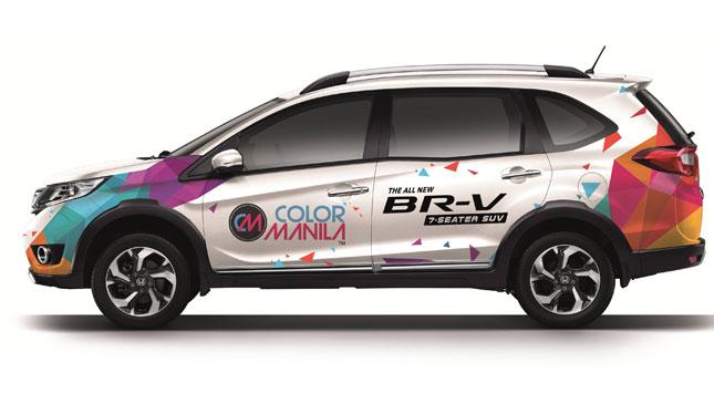 Honda brv for Honda brv philippines
