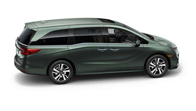 We Dig The Honda Minivan Have Although Miss V6 Used To Sometimes Which Odyssey Do You Prefer