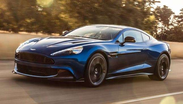 New Aston Martin Vanquish S Specs Features Price Car News Top - New aston martin price