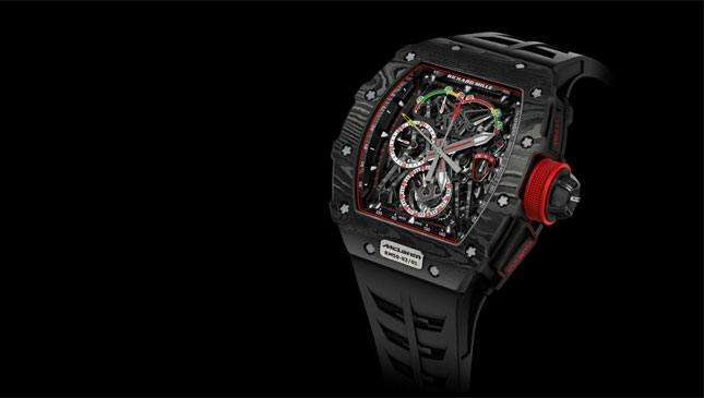 This Richard Mille Mclaren F1 Watch Costs Over 1 Million