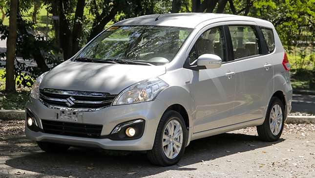 Review Suzuki Ertiga 1 4 Glx At Top Gear Philippines