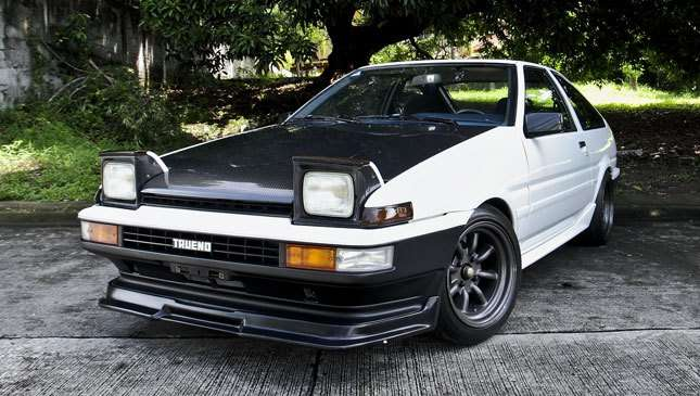 How A Father Convinced His Son To Buy A Toyota Corolla Ae86