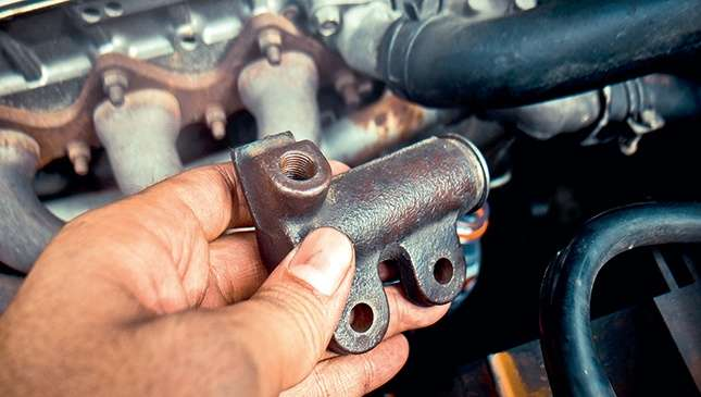 Here's how to fix your car's clutch hydraulic system
